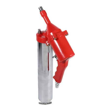 Ejoyous Manual One-Hand Pistol Grip Air Pneumatic Compressor Pump Grease Gun W/ Extension Set Home Tool, Air Grease Gun,Air Operated Grease Gun - image 5 of 8