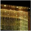 300 LED Curtain Light, Warm White, 3m x 3m Deals