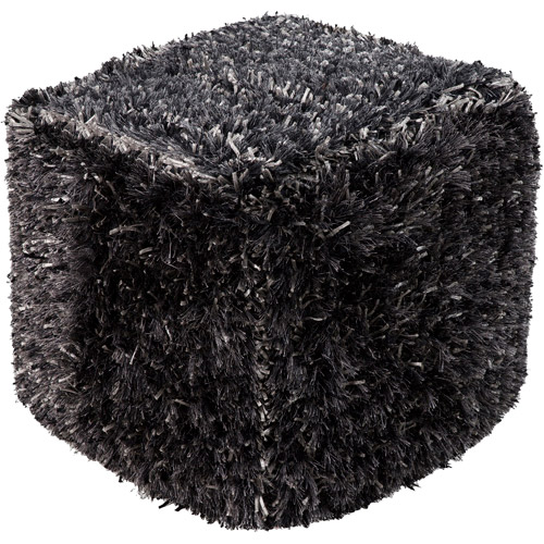 Art of Knot Acton Pouf, Brown