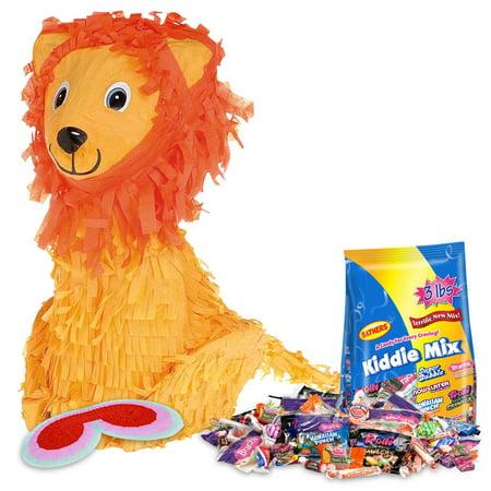 Lion Pinata Kit - Party Supplies