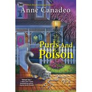 Black Sheep & Co. Mystery: Purls and Poison (Series #2) (Paperback)