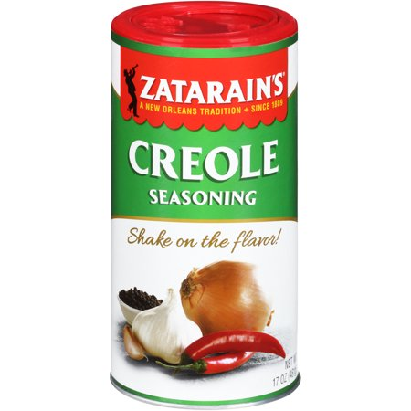 (2 Pack) Zatarain's New Orleans Style Creole Seasoning, 17 (Creole Sausage)