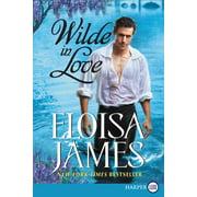 Wilde in Love (Paperback)(Large Print)