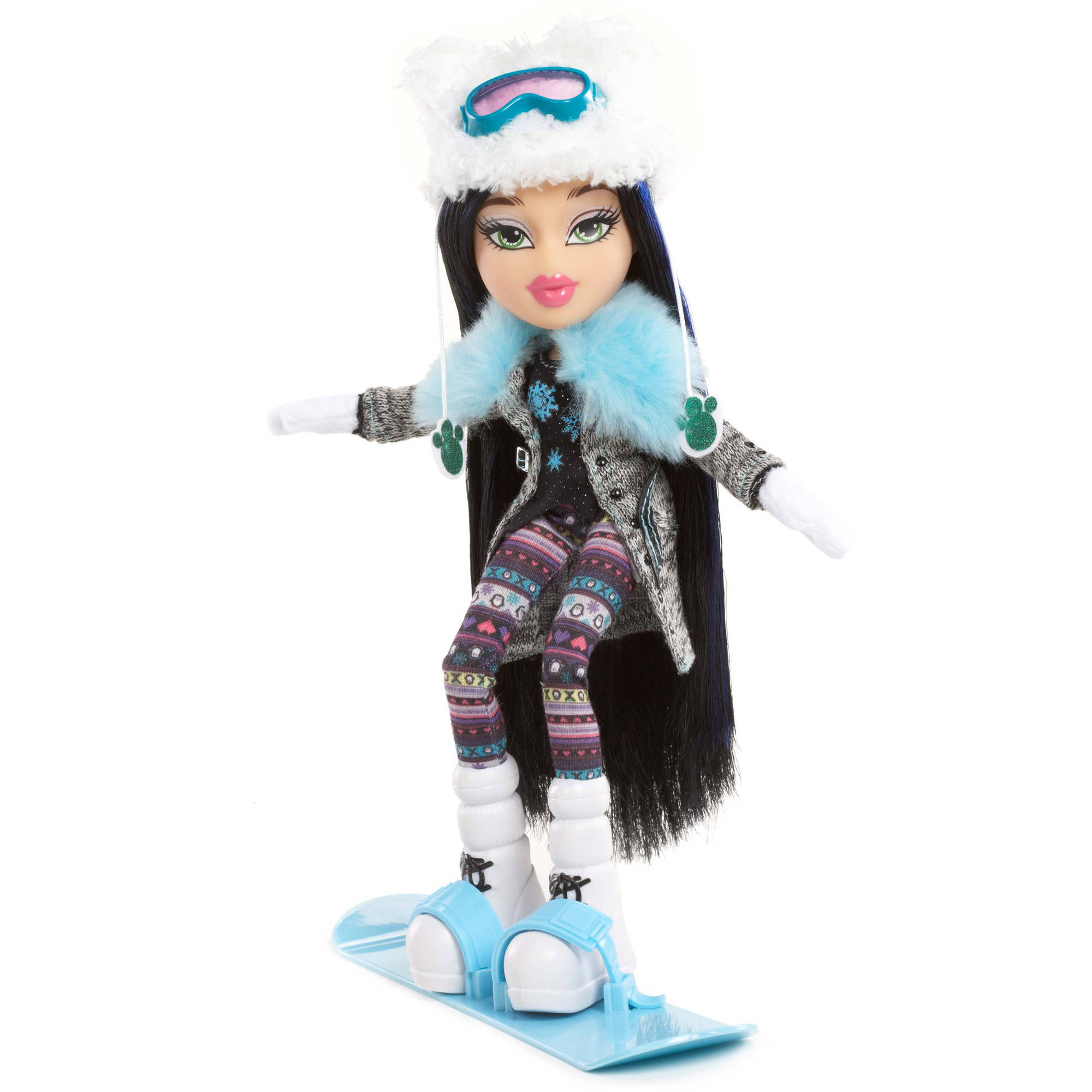 Bratz SnowKissed Doll, Jade by MGA Entertainment