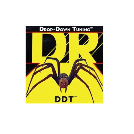 DR Strings Drop-Down Tuning XX-Heavy Guitar