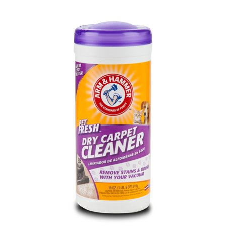 Arm Amp Hammer Pet Fresh Dry Carpet Cleaner