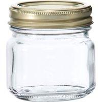 Anchor Hocking Half-Pint Glass Canning Jar Set, 12pk