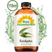 Sun Essentials, Eucalyptus Essential Oil, Aromatherapy, 4oz