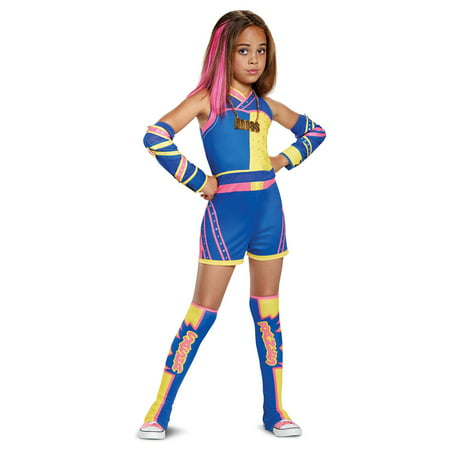 WWE Sasha Banks Deluxe Child Costume](Wrestling Halloween)