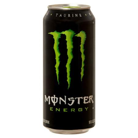 New 300420  Monster Energy Drink 16 Oz (24-Pack) Fruit Drink Cheap Wholesale Discount Bulk Beverages Fruit Drink Reading Glasses](Halloween Monster Energy)