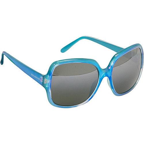 Rocawear Sunwear Incandescent Oversized Rectangular Sunglasses