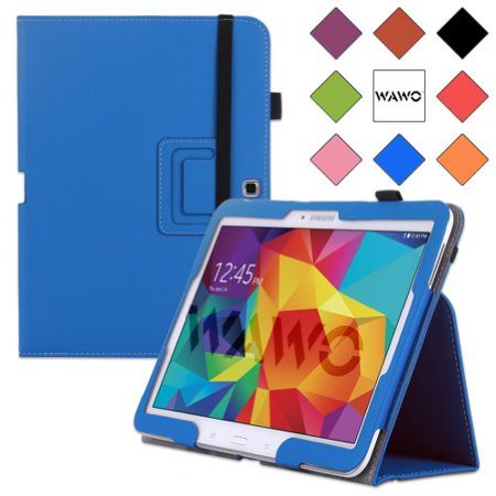WAWO Samsung Galaxy Tab 4 10.1 Inch Tablet Smart Cover Creative Folio Case