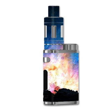 Skin Decal Vinyl Wrap For Eleaf Istick Pico 75W Tc Vape Mod / Power Galaxy Space