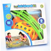 Side Walk Chalk Deluxe Spiro Drawing Graph Toy