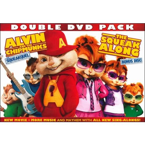 Alvin And The Chipmunks 2: The Squeakquel / The Squeak Along (Special Edition) (Widescreen, SPECIAL)