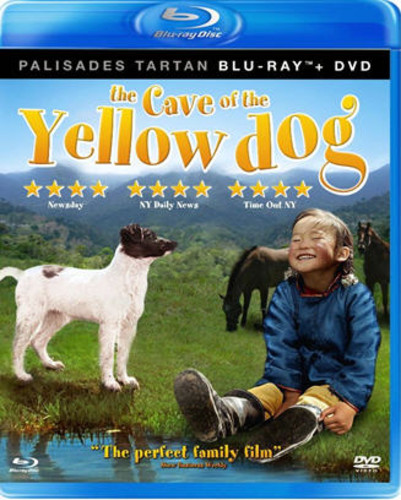 The Cave of the Yellow Dog (Blu-ray)
