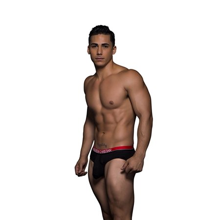 85ba7a038 Andrew Christian Men s Almost Naked Retro Tagless Brief
