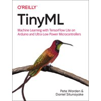 Tinyml: Machine Learning with Tensorflow Lite on Arduino and Ultra-Low-Power Microcontrollers (Paperback)