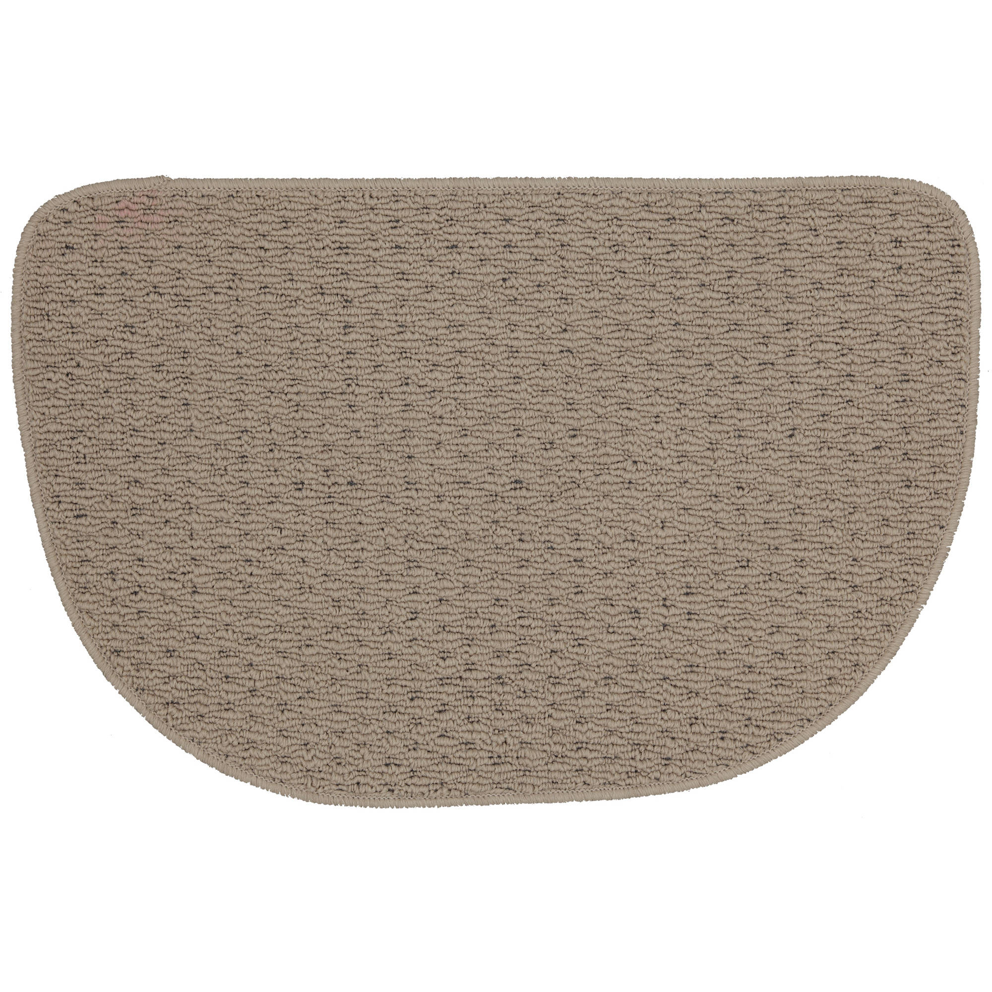 Mainstays Solid Berber Kitchen Slice Rug Walmart Com