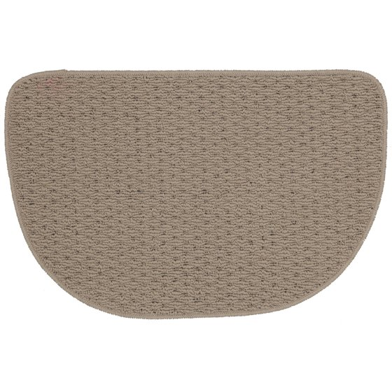 Mainstays Solid Berber Kitchen Slice Rug