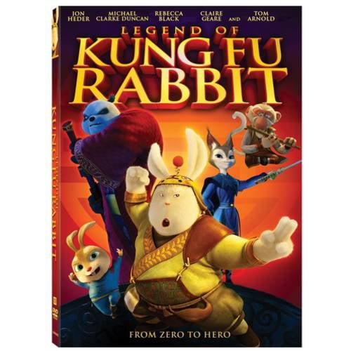The Legend Of Kung Fu Rabbit (Walmart Exclusive) (Widescreen)