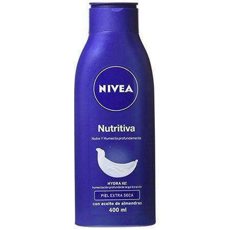 NIVEA Body Milk Nutritiva for Extra Dry Skin - NEW FORMULA (400 ml)