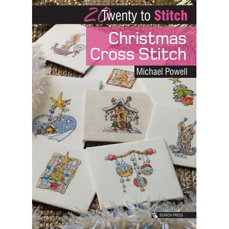 Twenty to Make: Christmas Cross Stitch ()