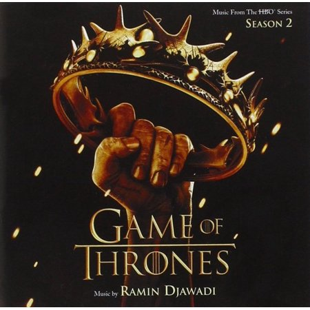 - Game Of Thrones Season 2: Music From Hbo Series (Vinyl)