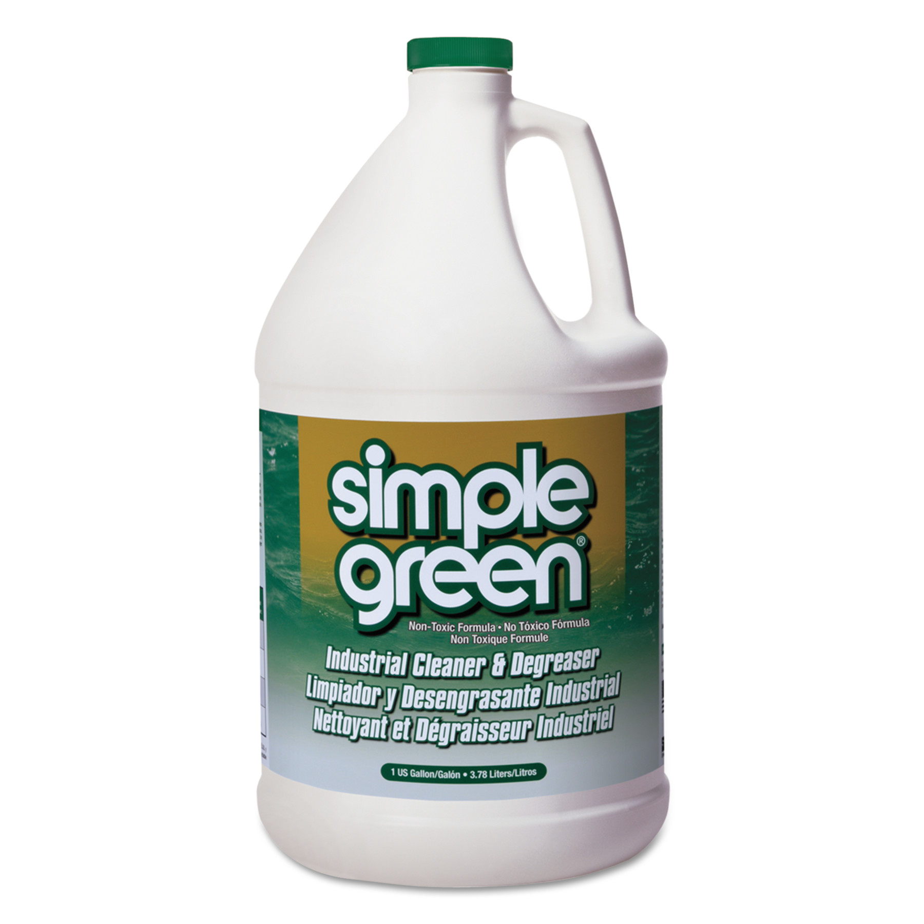 Simple Green Industrial Clean & Degreaser Refill, 1 gal