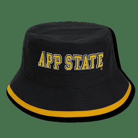 NCAA Appalachian State University Freshmen College Bucket Caps Hats,S/M