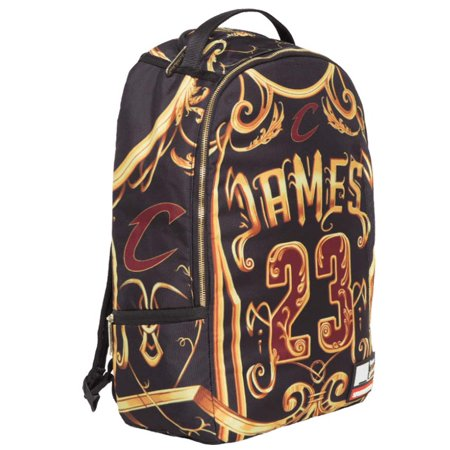 e11baf7fea9 Sprayground - NBA LAB JAMES BAROQUE Backpack Bag - Walmart.com