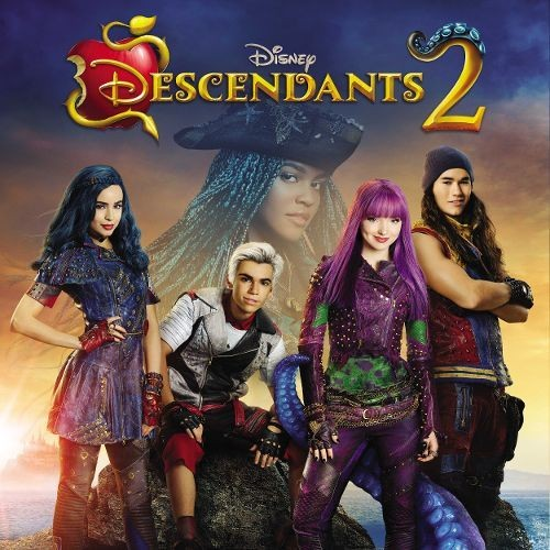 Descendants 2 Soundtrack (CD)