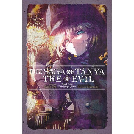 The Saga of Tanya the Evil, Vol. 4 (light novel) : Dabit Deus His Quoque (Saga Of Tanya The Evil Light Novel)