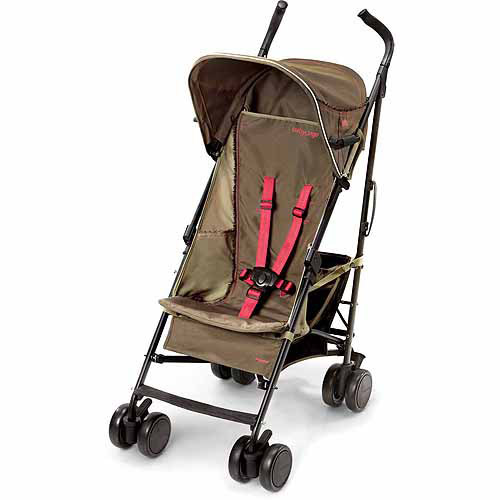 Baby Cargo Series 100 Lightweight Umbrella Stroller, Army Taffy