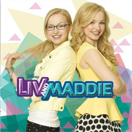 Liv & Maddie Soundtrack (CD) (Halloween 3 Soundtrack Cd)