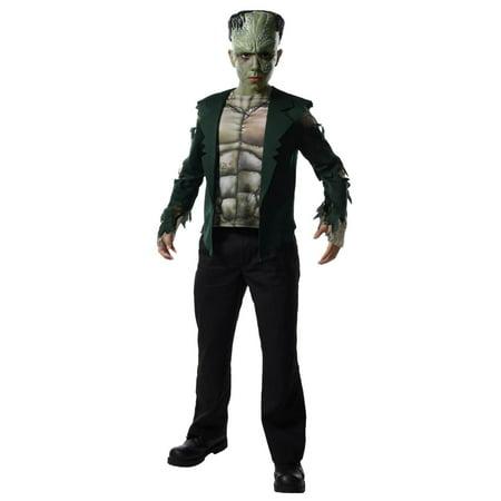 Boys Frankenstein Halloween Costume Universal Studios Monsterville