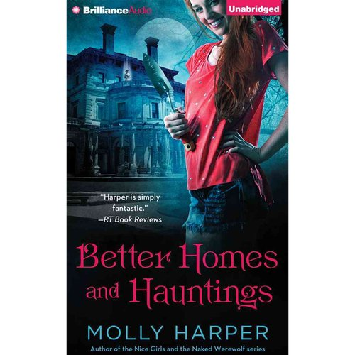 Better Homes and Hauntings: Library Edition