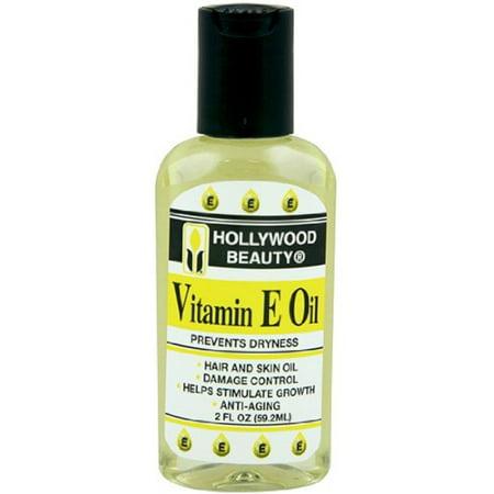 Vitamin hair oil