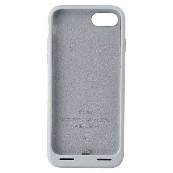 brand new 67b1d b7e78 Authentic Apple iPhone 7 Smart Battery Case - MN012LL/A - Matte White  (Refurbished)