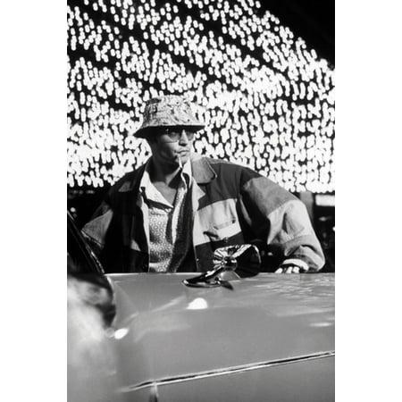 Johnny Depp Fear and Loathing In Las Vegas By Casino In Car 24x36
