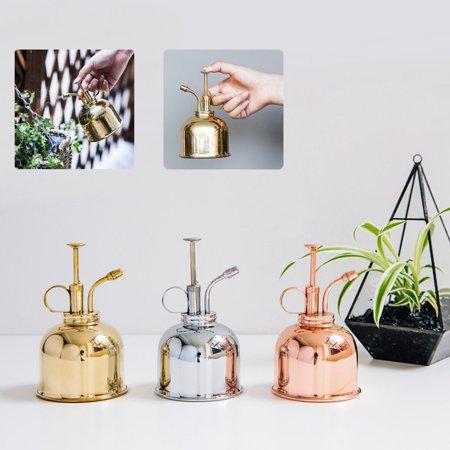 Moaere 300ml Sustainable Village Mini Copper Plant Flower Watering Pot Spray Bottle Garden Mister Sprayer - Mister Miyagi