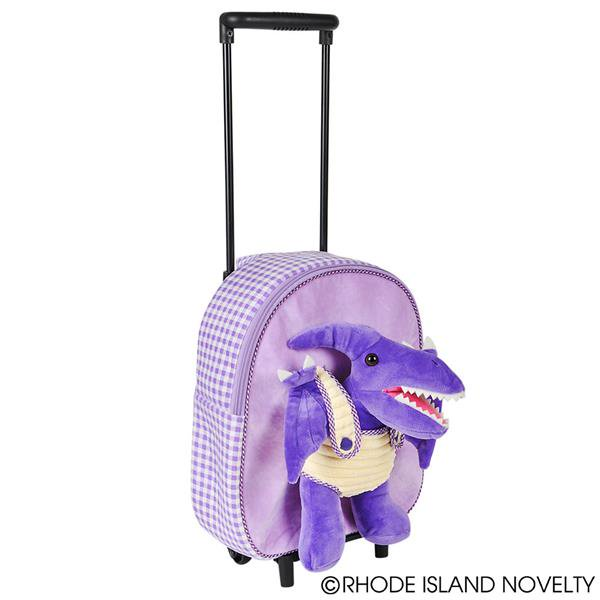 "12"" Dino Trolley Childrens Travel"