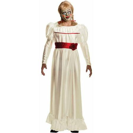 annabelle adult halloween costume