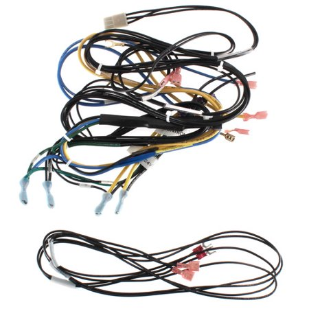 Weil Mclain Wiring Harness for Steam Boilers w/ Probe LWCO only ...