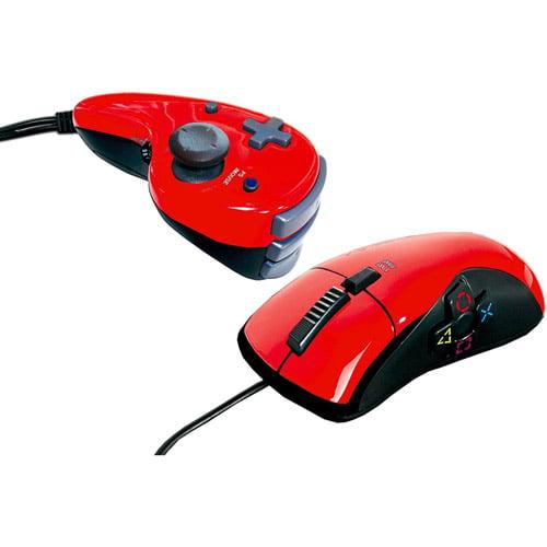 Splitfish FragFX PIRANHA Wired Controller (PS3)