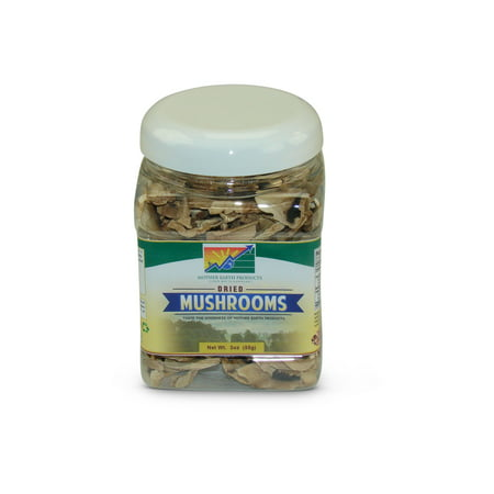 Mother Earth Products Dehydrated Mushrooms, -