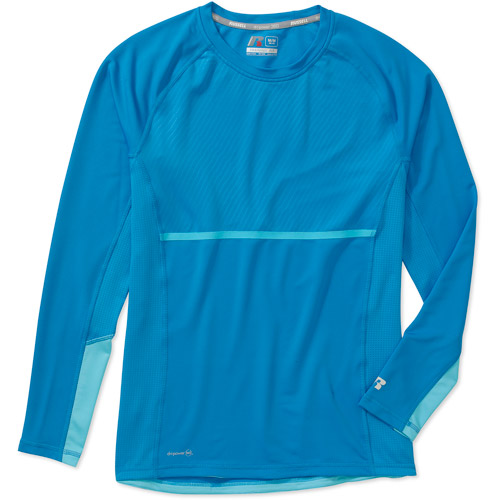 Russell Men's Performance Fitted Stretch Wick Top