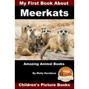 My First Book about Meerkats: Amazing Animal Books - Children's Picture Books - eBook
