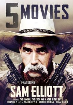 5 Western Movies (DVD) by Platinum Disc