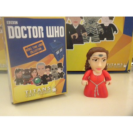Doctor Who Rebel Time Lord Collection - Clara (RED DRESS)